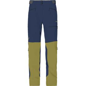 Norrøna M's Falketind Windstopper Hybrid Pants Olive Drab